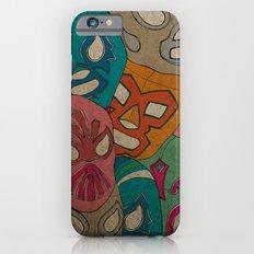 love lucha iPhone 6s Slim Case