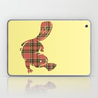 Plaid-apus Laptop & iPad Skin