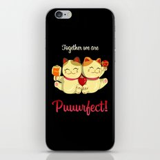 Puuurfect iPhone & iPod Skin
