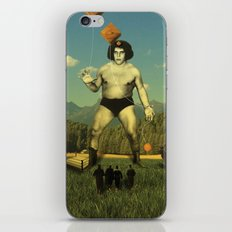 André Waz 'ere iPhone & iPod Skin