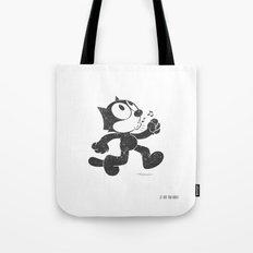Felix The Cat Tote Bag