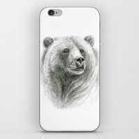 Grizzly Bear G2012-057 iPhone & iPod Skin