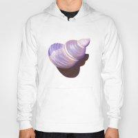 Seashell - Painting Hoody