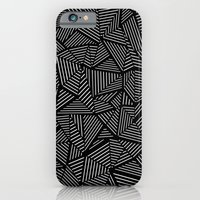 Abstraction Linear iPhone 6 Slim Case