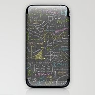Math Lessons iPhone & iPod Skin