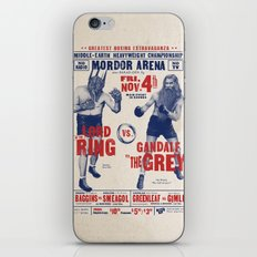 Lord of the Ring iPhone & iPod Skin