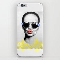 + SMOKE AND MIRRORS PRIM… iPhone & iPod Skin