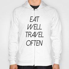 Travel Often Hoody