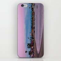 Belmont Shore Bay iPhone & iPod Skin