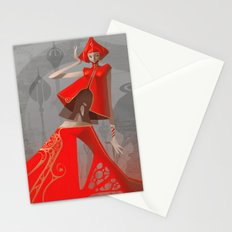 Pepper Fashion Stationery Cards
