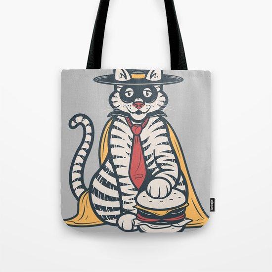 The Cheeze Burglar  Tote Bag