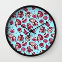 Pattern of the French Revolution Wall Clock