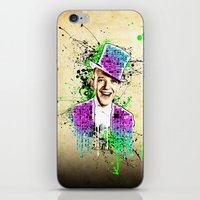 Fred Astaire, new steps.  iPhone & iPod Skin