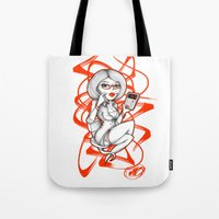 SEX-RETARY Tote Bag