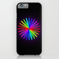iPhone & iPod Case featuring Color Wheel  by Jason Michael
