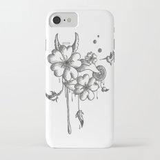 Flower  iPhone 7 Slim Case