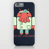 Why Not Droidberg iPhone 6 Slim Case