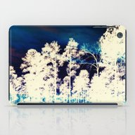 Midnight Forest iPad Case