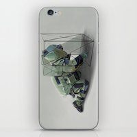 Cage iPhone & iPod Skin