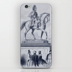 Prancing Pony iPhone & iPod Skin