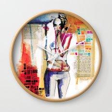 Sense VI Wall Clock
