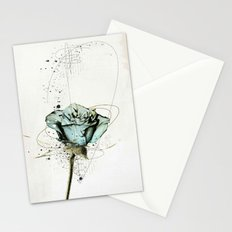 rose2 Stationery Cards