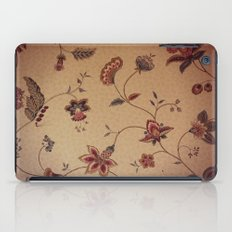 Vintage Flowers iPad Case