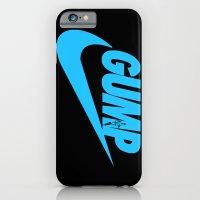 iPhone & iPod Case featuring Gump- JustDoIt IV by IIIIHiveIIII