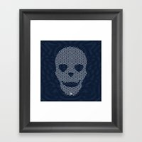 Dead Sea Framed Art Print