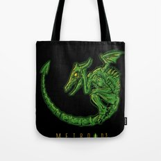 Metroid 3 Tote Bag