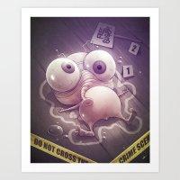 Free Sug(A)r! Art Print