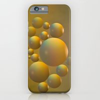 iPhone & iPod Case featuring Distant moon. by Mark A