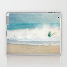beach - ocean blues Laptop & iPad Skin