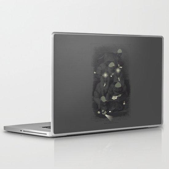 Neighborhood Watch (At Night) Laptop & iPad Skin