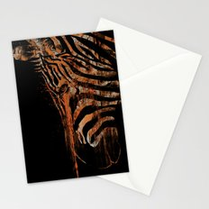 Zebra Mood Stationery Cards