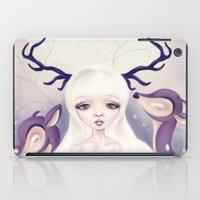 Deer: Protection Series iPad Case