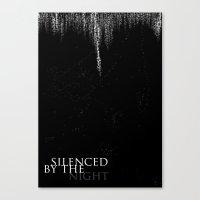. . . The Night Canvas Print