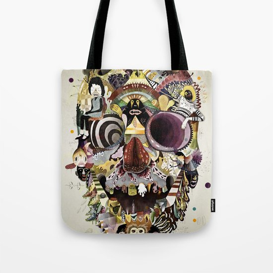 Pick Me Up Tote Bag
