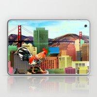 San Francisco City Chick… Laptop & iPad Skin