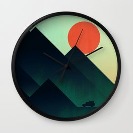 Wall Clock - World to see - Picomodi