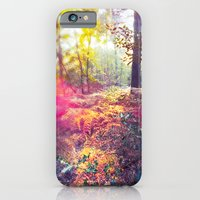 iPhone & iPod Case featuring Float by Thomas Saunders