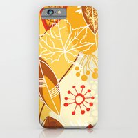 Autumn Is Magic iPhone 6 Slim Case