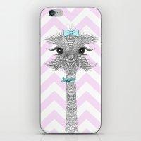OsTRICH iPhone & iPod Skin
