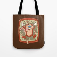 Kitty Litter Joy Tote Bag