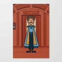 EP5 : Lando Canvas Print