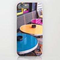 iPhone & iPod Case featuring Paris Café by Christine Haynes