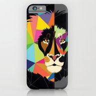 Lion iPhone 6 Slim Case