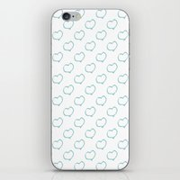 Pattern7 iPhone & iPod Skin