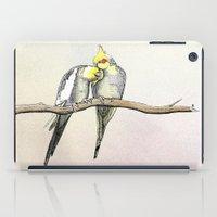 Lovebirds  iPad Case