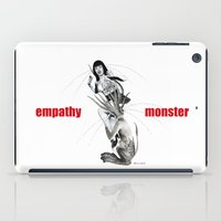 empathy monster iPad Case